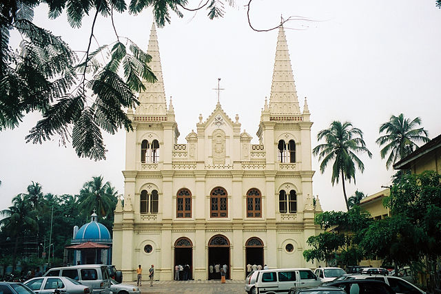 Santa Crus Basilica