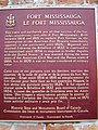 Fort Mississauga - Plaque.jpg