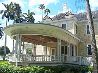 Fort Myers, Florida - Murphy-Burroughs House