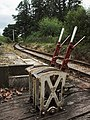 Foxfield Railway south of Caverswall Road crossing - geograph.org.uk - 479785.jpg