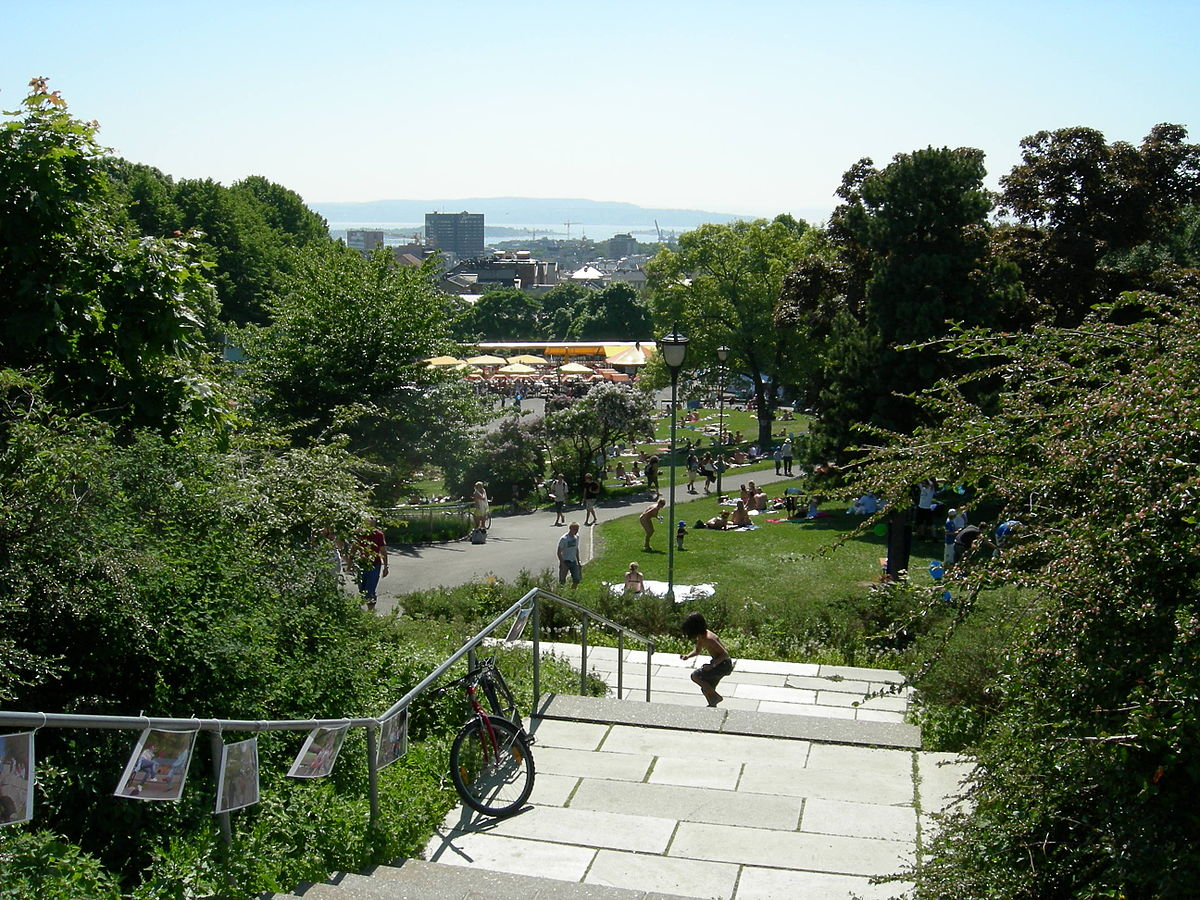 300 Garden Walk: Parks And Open Spaces In Oslo