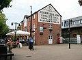 Framptons Mill now a tea bar - geograph.org.uk - 1960257.jpg