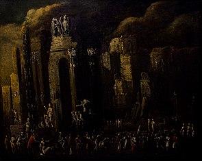 The Martyrdom of Saint Ursula