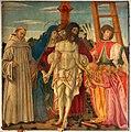 Francesco botticini, deposizione con santi, 01.jpg