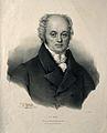 Franz Joseph Gall (1758 - 1828), German neuroanatomist Wellcome V0002150.jpg