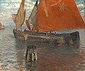 Franz Xaver Hoch - Fischerboote (1899).jpg
