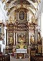 Frauenkirchen - Basilika, Hochaltar (2).JPG