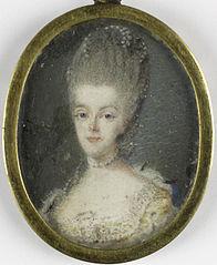 Frederika Sophia Wilhelmina (Wilhelmina; 1751-1820), prinses van Pruisen. Echtgenote van Willem V