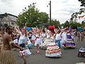 Fremont Solstice Parade 2008 - samba dancers 11.jpg