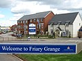 Friary Grange housing development, Bridgwater - geograph.org.uk - 1240284.jpg