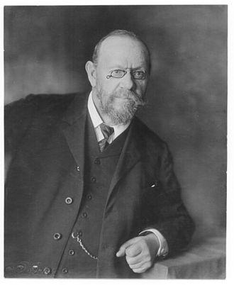 Friedrich Gottlieb Stebler - Friedrich Gottlieb Stebler (1852-1935)