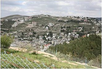 Balqa Governorate - Image: Fuheis 2