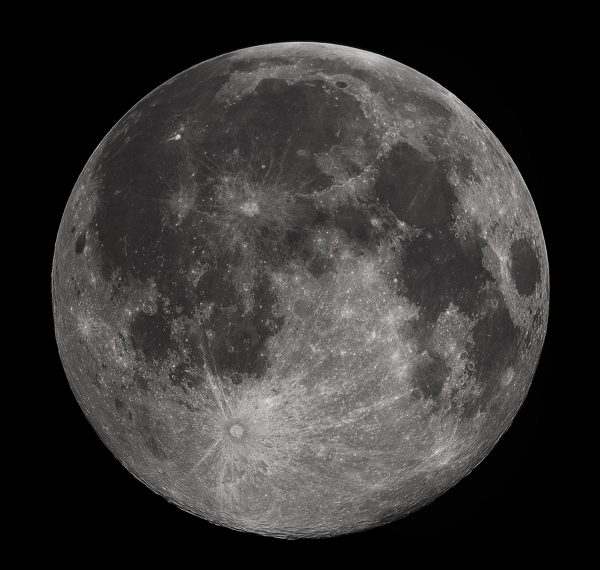 Image illustrative de l'article Lune