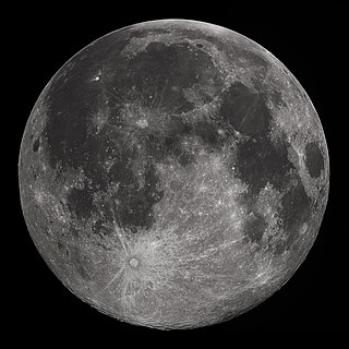 Moon Earths natural satellite