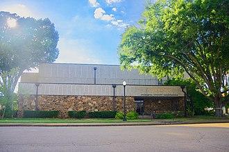 Itawamba County, Mississippi - Image: Fulton Itawamba County Courthouse ms