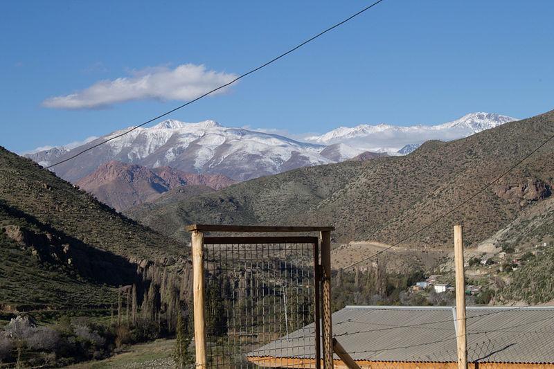 Como chegar nas estações de esqui no Chile
