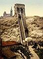 Funicular & Notre Dame de la Garde, Marseille, France, ca. 1895.jpg