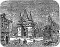 Géographie de la Sarthe - Porte féodale, La Ferté-Bernard.png