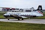 G-BCOE HS748 British Airways BHX 29-05-87 (43524367911).jpg