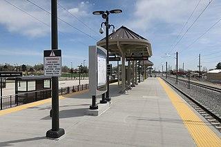 Wheat Ridge/Ward station
