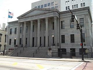 United States Customhouse (Savannah, Georgia) United States historic place