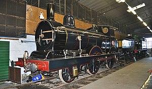 Aldeburgh branch line - .490 at Bressingham