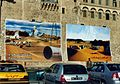 GMMRP - Great Man-made river project propaganda, Tripoli, Libya, Nov 2004 (6231144929).jpg