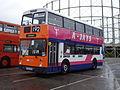 GM Buses bus 4696 (A696 HNB), SELNEC 40 rally.jpg
