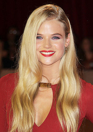 Gabriella Wilde - Wilde at The Three Musketeers world premiere in Westfield, London, 4 October 2011