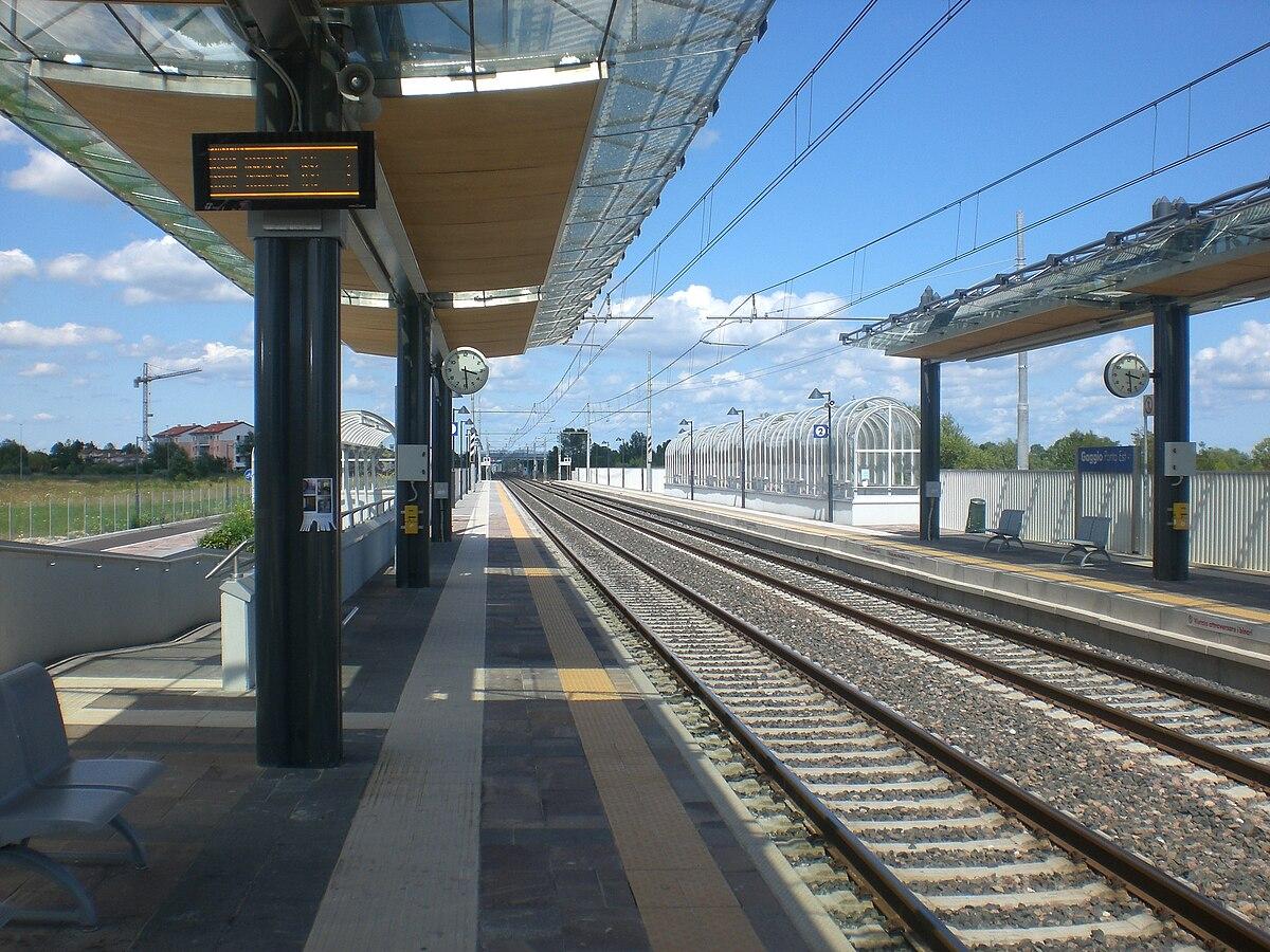 Stazione di gaggio porta est wikipedia - Biblioteca porta venezia orari ...
