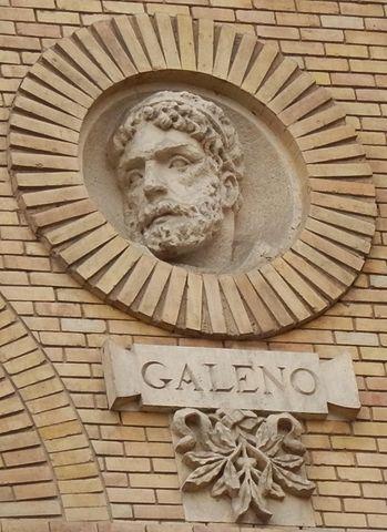 Гален в Университете Сарагосы