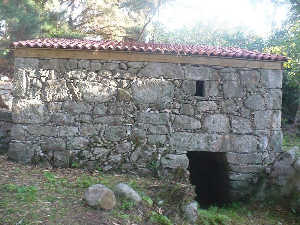 Galiza - Río Fraga - Muiños de Baredo