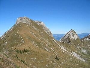 Klettersteig Gantrisch : Gantrisch u wikipedia