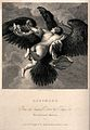 Ganymede. Engraving by J. Outrim after D. Mazza. Wellcome V0035807.jpg