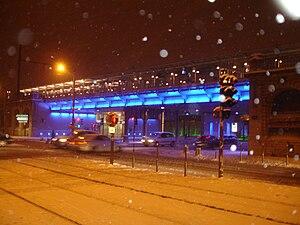 Gare de Lyon-Jean Macé - Image: Gare Jean Macé