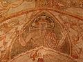 Gargilesse-Dampierre (36) Église Saint-Laurent et Notre-Dame Crypte Fresques 03.JPG