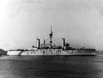 ARA Garibaldi - Garibaldi circa 1895