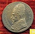 Gaspare morone, medaglia di alessandro VII, 1661, arg..JPG