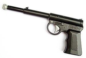 Quackenbush air guns dating