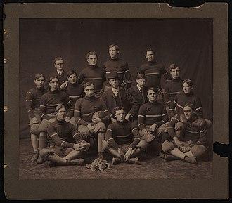 1909 Georgia Tech Yellow Jackets football team - Image: Gatech 09