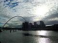 Gateshead Millennium Bridge, 16 September 2010 (1).jpg