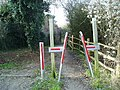Gateway on The Monarch's Way - geograph.org.uk - 694024.jpg