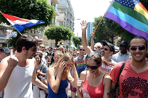 Gay Pride Parade 313 - Flickr - U.S. Embassy Tel Aviv