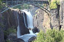 Geat Falls-2 - Passaic River at Patterson NJ.JPG