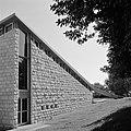 Gebouw van de agrarische faculteit van het Weizmann-Instituut te Rehovot, Bestanddeelnr 255-3950.jpg