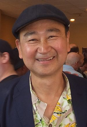 Gedde Watanabe - Watanabe in April 2014