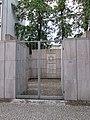 Gedenkstätte zur Erinnerung an die 1938 zerstörte Synagoge - Hannover-Calenberger Neustadt, Rote Reihe 6 - panoramio (1).jpg