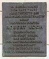 Gedenktafel Luisenstr 57 Robert Koch.JPG