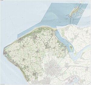 Veere - Municipality of Veere in 2015