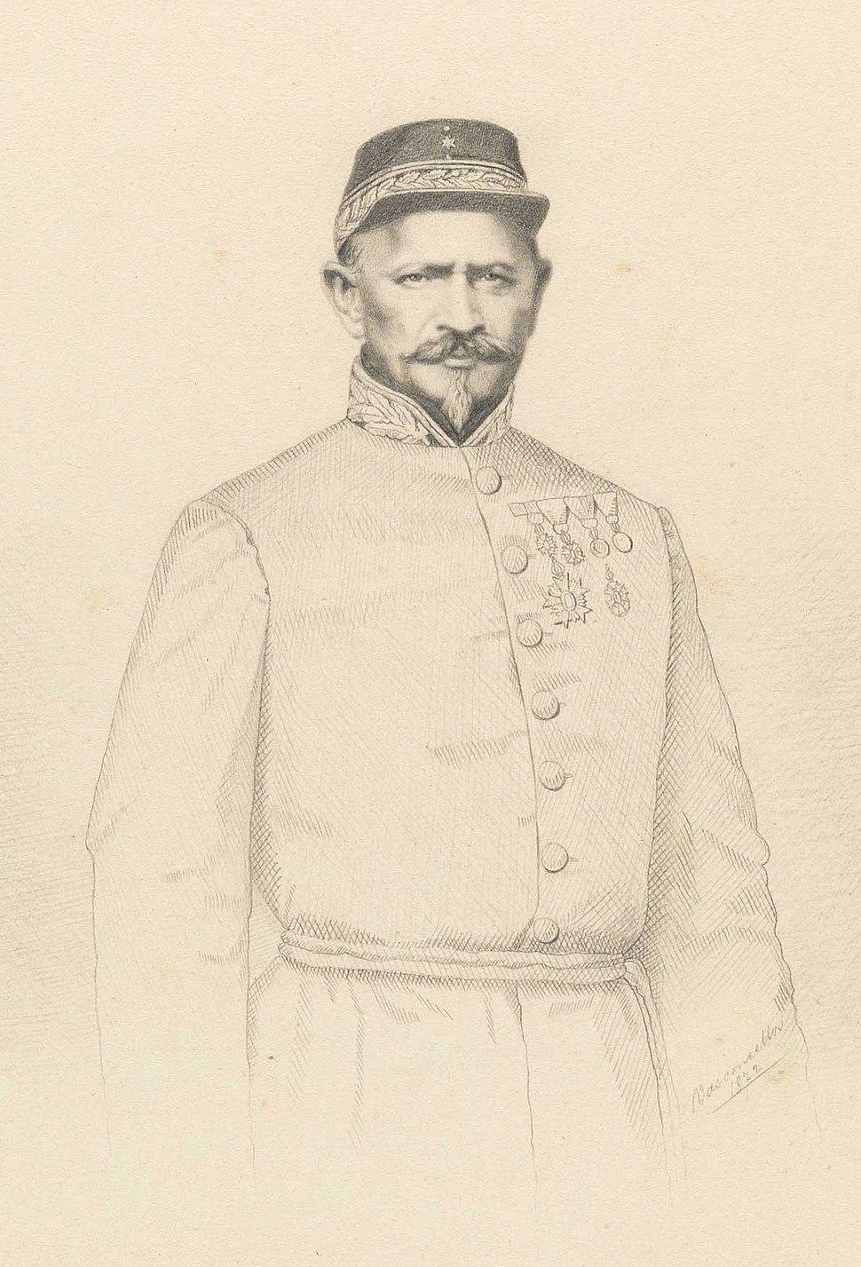 Gen.al Antônio de Sampaio